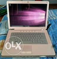 Pink vaio laptop in a good condition