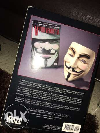V For Vendetta جديدة -  2