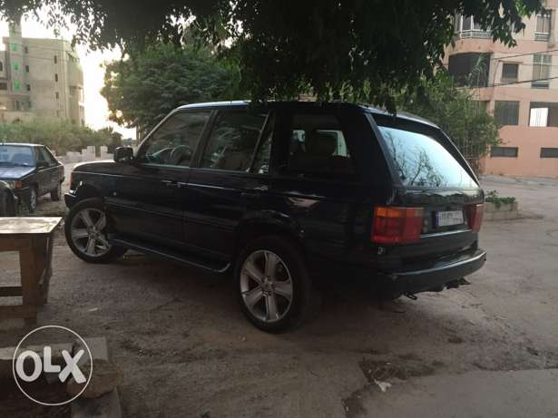 Range Rover Autobiography Special Edition 1998 بعبدا -  2