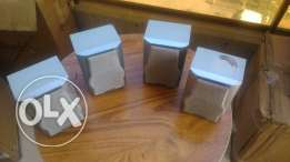 4 stereo speakers 30 watt each Techtronic