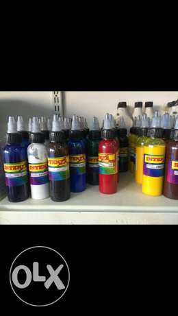 Ink for tattoo البطركية -  1