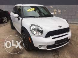 Mini Cooper Countryman S 4*4 2012