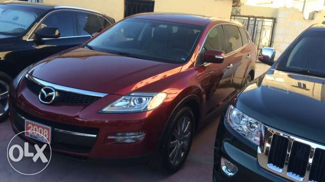 Cx9/2008 grand touring fully loaded technology 1 owner excellent condition المدينة الصناعية -  4