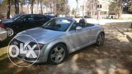 Audi tt for sale or exchange with 350z