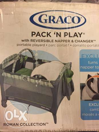 pack and play crib