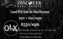 Land for Sale in MarMoussa-Maten