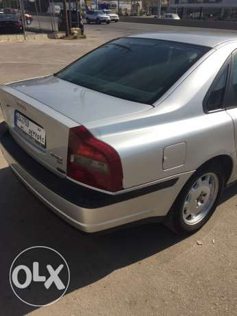 volvo s80 2002 sale or trade عجلتون -  4