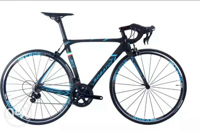 Carbon fiber road bike انطلياس -  1