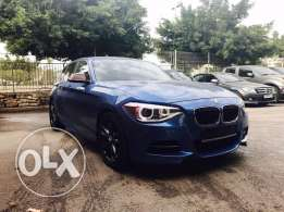 """BMW 135I serie """"M"""" years 2014"""