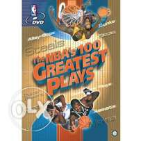 NBA's 100 Greatest Plays DVD