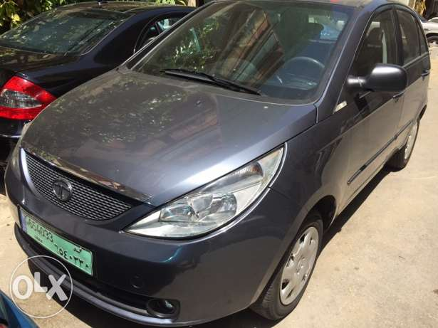 tata vista 2013 gray
