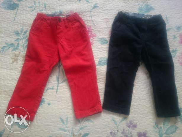 2 for 10000 ll HM pants for boys