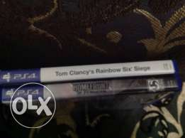 rainbow and homefront for trade 3ala al3ab 7lwe