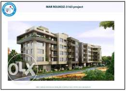 under construction apartments in Mar Roukoz Dekweneh for sale