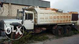 Truck Iveco. كميون صندوق 20م3