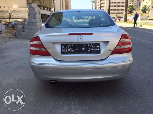 Mercedes-Benz CLK240 Elegance 2003 German Origin فردان -  4