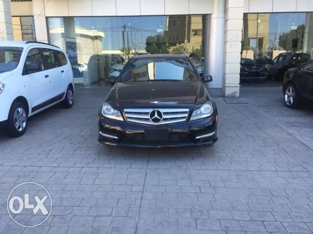 Mercedes C250 clean carfax
