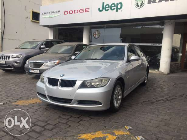 "BMW 320i 2008 ""lebanese origin*"