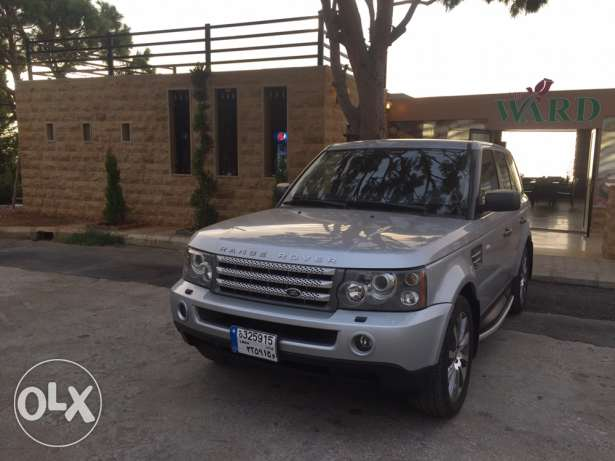 for sale Range Rover - super charger model 2007 super clean خلدة -  3