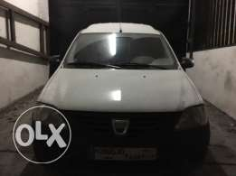 Mini Van Dacia logan for sale