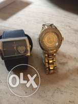 One watch Furla and the other DKNY