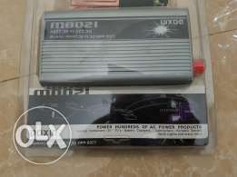 Electric battery charger for cars