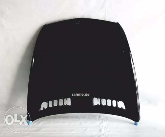 Mercedes Engine Hood For CL-Classe W216 غطاء موتور مرسيدس اسود