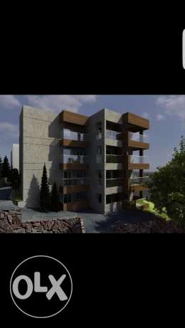 APPARTMENT for sale in hosrayel no down payment delivery 2017 جبيل -  3