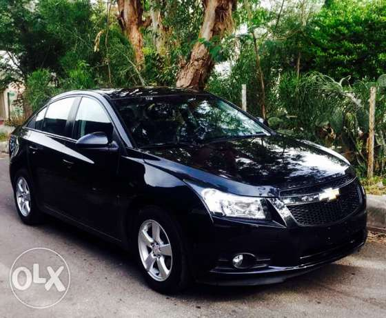 Chevrolet Cruze 2011 full automatic شركة لبنان