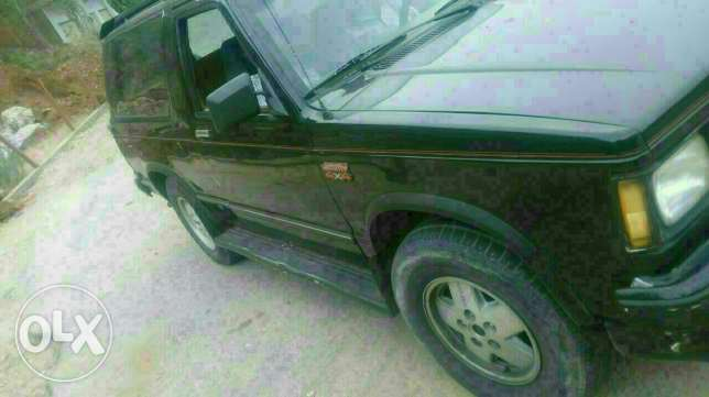 GMC JIMMY model 1988 Black motor 4.3 with special plate number عاليه -  3