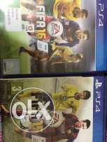 ps4 fifa 15 and 16