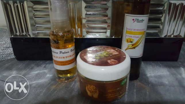 Best Argan oil products directly from Morocco LIMITED QUANTITES
