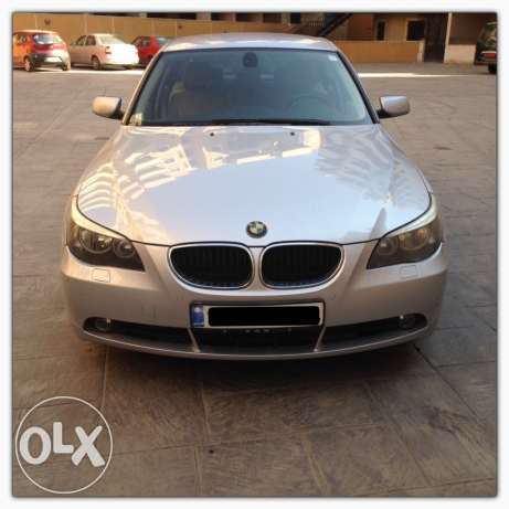 BMW 530i 2004 swiss