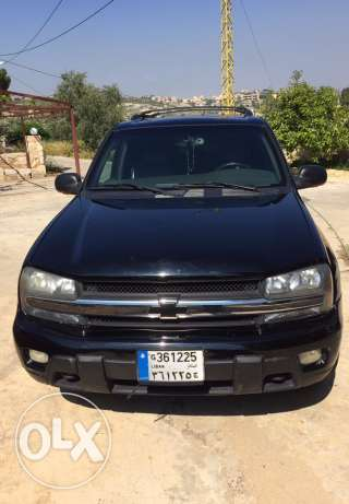 Chevrolet trailblazer 2002 LT for sale