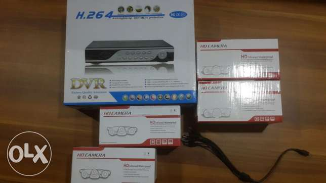 Special offer - Package camera