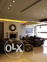 Saqyeh: 230m apartment for sale.