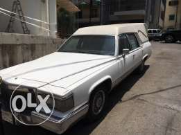 cadillac 1992 for funeral very clean
