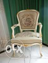 living, dining, and bedroom French (Louise XIV & XV) stylish furniture