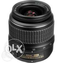 Need lens 18-55mm