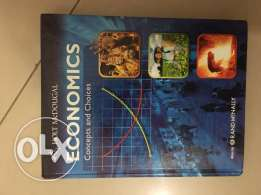 Holt McDougal Economics - Concepts and Choices