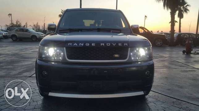 Range Rover Sport 2006/fully loaded Look 2012