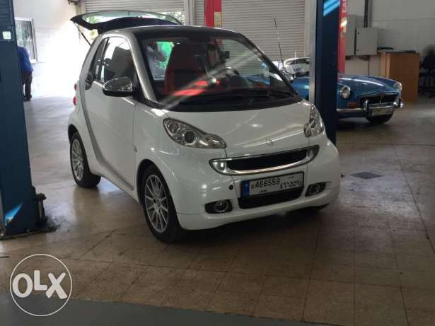 Mercedes Smart Fortwo بشامون -  3