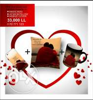 Customized valentines day gifts offer