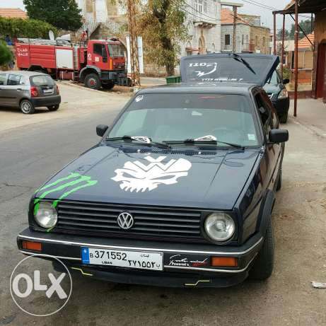 golf 2 gti 5ar2a be55a5 kahraba