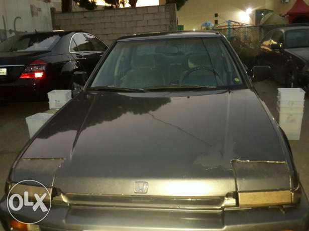 Honda Accord LX ذوق مصبح -  5