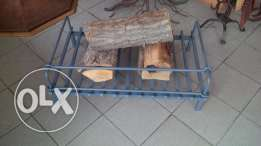 Barbecue grill for chimneys