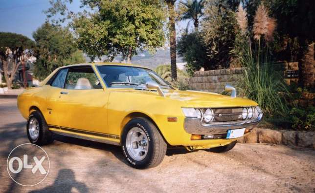 1974 Vintage Toyota Celica (Brand new) for connoisseurs only!