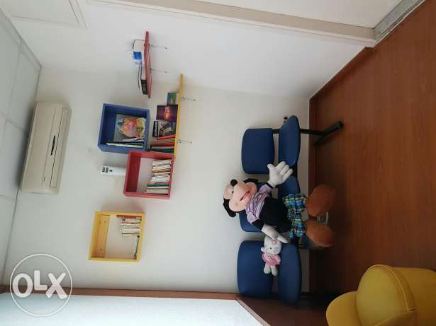 A room in a polyclinic for rent سن الفيل -  4