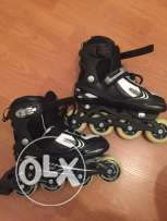 roller power juniors adjustable 33 to 36