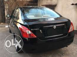 Nissan sunny2013 as new full automatic